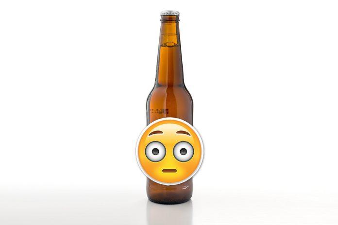 beer with emoji